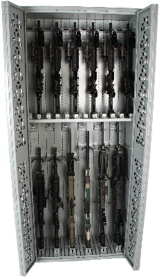 SOPMOD M4 Rifle Rack